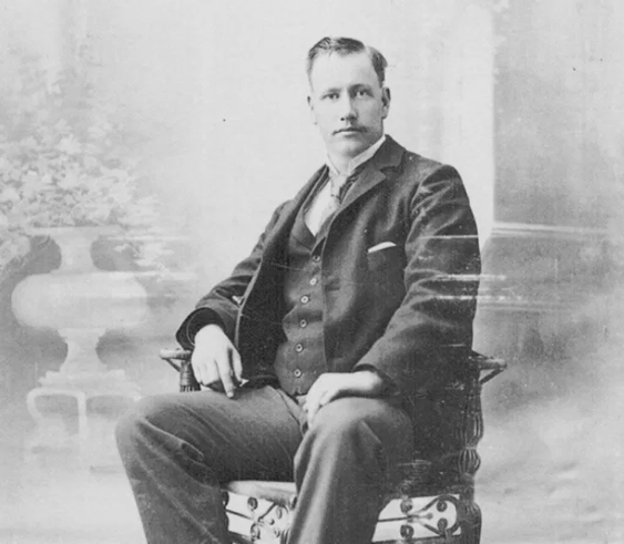 biografi william g morgan